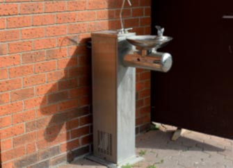 Distributeurs d'eau potable